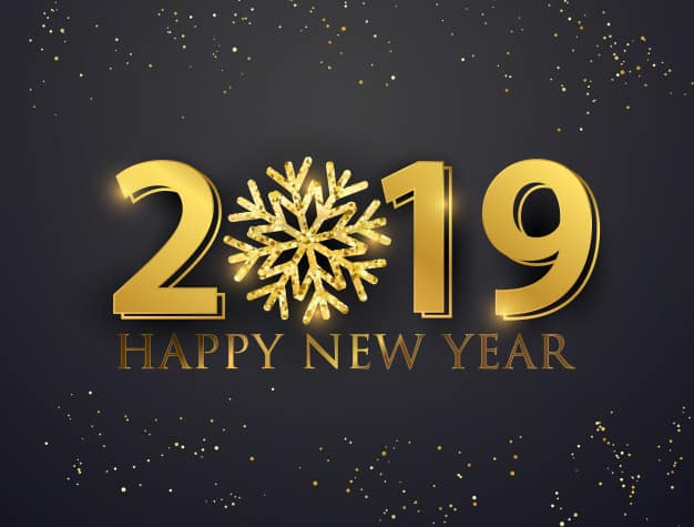2019 New Year Wishes