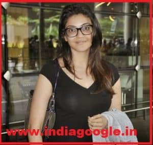 Kajal without makeup