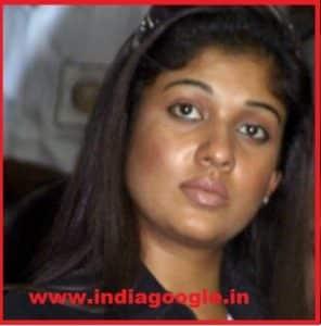 Nayanthara in without Makeup