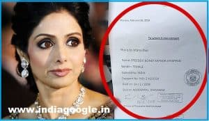 Sridevi dead 2018 | Year Review 2018