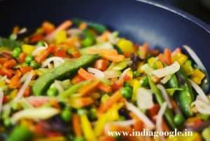 being vegetarian   Veg Foods love