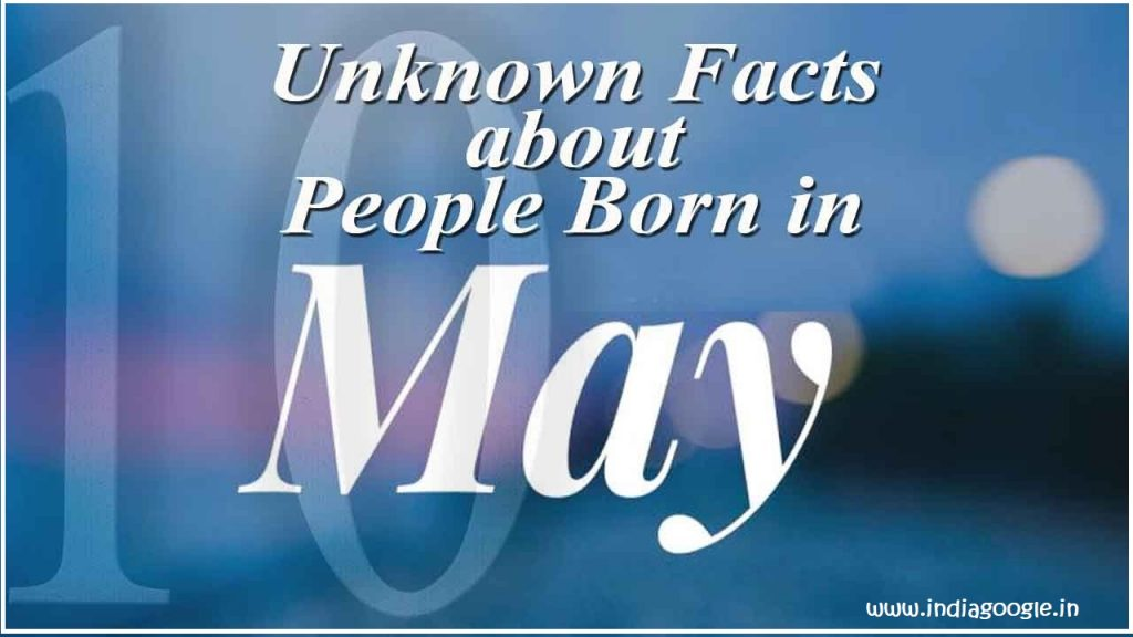 may month born