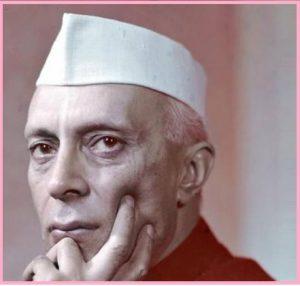 Nehru-pm-of-india