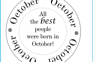 horoscope for october born