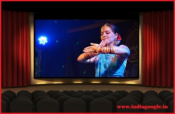 cinema theatre in india