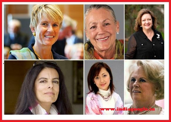 richest-womens